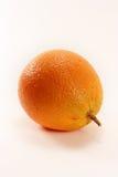 Één sinaasappel Stock Foto's