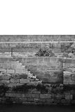Twee Trappen aan het overzees Royalty-vrije Stock Afbeeldingen