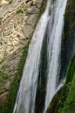 Één van de hoogste watervallen in Italië stock foto