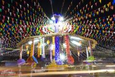 Één van de tradities van noordelijk Thailand Royalty-vrije Stock Afbeelding