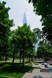 Één van de wereldhandelscentrum of Vrijheid toren Stock Afbeelding