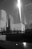 Één van de wereldhandelscentrum of Vrijheid toren Royalty-vrije Stock Afbeeldingen