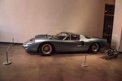 Één van slechts gemaakte 7, dit Teken III van Ford van 1967 GT40 Royalty-vrije Stock Foto's