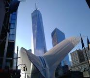 Één Wereldtoren NYC Royalty-vrije Stock Fotografie
