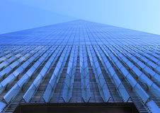 Één Wereldwaarnemingscentrum, New York Stock Afbeeldingen