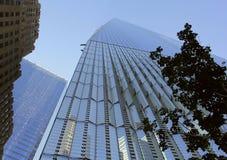 Één World Trade Center Royalty-vrije Stock Foto