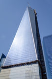 Één World Trade Center, akavrijheid Stock Foto