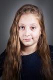 10 éénjarigenmeisje Royalty-vrije Stock Afbeelding