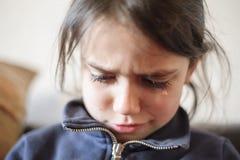 5 éénjarigenmeisje pinge Royalty-vrije Stock Afbeeldingen