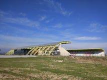阿塔图尔克体育场边土耳其 图库摄影
