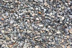 铁路石头提取背景宽射击 免版税图库摄影
