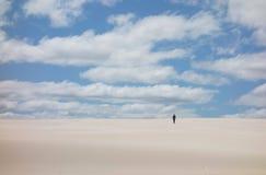 é- del ‹del ¹ del 天地ä 'entre el cielo y la tierra Fotografía de archivo libre de regalías