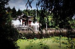 ºé del ¡del å'Œé•Ciudad de Heshun del ‡ Foto de archivo libre de regalías