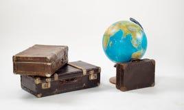 É hora de viajar Imagem de Stock