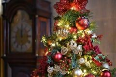 É hora para o Natal! fotos de stock royalty free