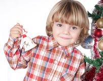 É hora para o Natal! Fotografia de Stock Royalty Free