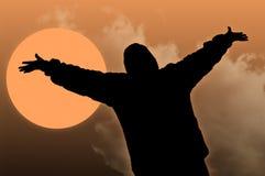 É liberdade! Imagem de Stock Royalty Free