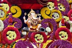 É Lord Ganesha fotografia de stock royalty free