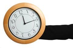 É tempo! Imagens de Stock