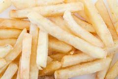Ébrèche la nourriture de haut-calorie images libres de droits