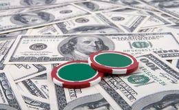 ébrèche le tisonnier d'argent Image libre de droits