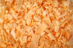 Ébrèchements en bois Photographie stock libre de droits