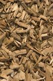 Ébrèchements en bois Photos libres de droits