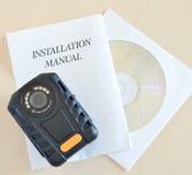 Écart-type manuel d'appareil-photo de corps image stock
