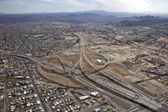 Échange de Tucson Photographie stock libre de droits