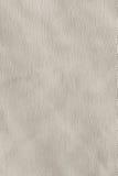 Échantillon amorcé de texture chiffonné par toile du coton de l'artiste Images stock