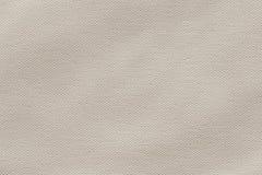 Échantillon amorcé de texture chiffonné par toile du coton de l'artiste Photographie stock