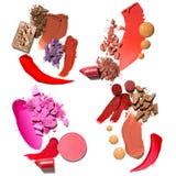 Échantillon cosmétique photos stock