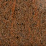 Échantillon de pierre de granit de qualité Images libres de droits
