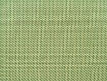 Échantillon de tissu, de plan rapproché ou de macro vert de tweed de laine pour un fond Images stock