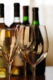 Échantillon de vin Image libre de droits