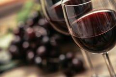 Échantillon de vin rouge photos libres de droits
