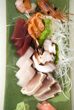 Échantillonneur de sushi Image stock