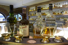 Échantillonneur de whiskey