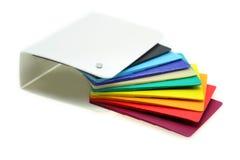 Échantillonneur en plastique Photos stock