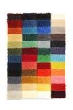 Échantillons d'amorçages de couleur Image libre de droits