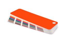 Échantillons de couleur Photographie stock libre de droits