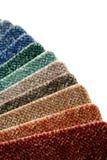 Échantillons de couleur Photo stock