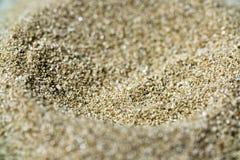 Échantillons minéraux de vermiculite pour la production Photos libres de droits