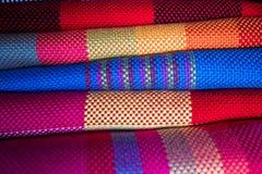 Écharpe colorée Images libres de droits