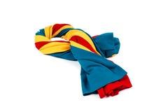 Écharpe de cachemire de laine Image stock