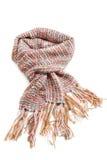 Écharpe de laines photographie stock