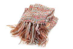 Écharpe de laines Photos stock