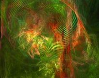 Écharpe de satin Image libre de droits
