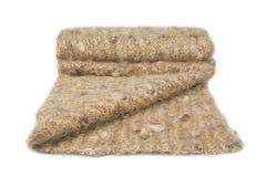 Écharpe de tricotage Photo stock
