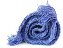 Écharpe tricotée Photographie stock